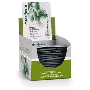 MACROVITA BEAUTY PEEL-OFF MASK olive oil & white tea 15ml