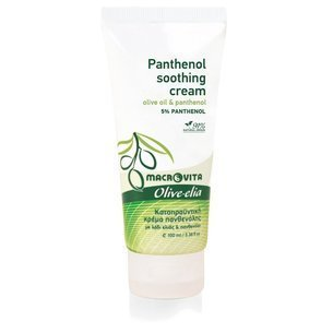 MACROVITA OLIVE-ELIA Soothing Cream olive oil & panthenol 100ml
