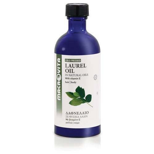 MACROVITA LAUREL OIL in natural oils with vitamin E 100ml