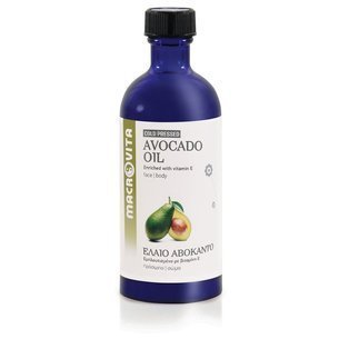 MACROVITA BIO-AVOCADOÖL in natürlichen Ölen with vitamin E 100ml