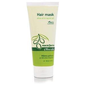 MACROVITA OLIVE-ELIA odżywcza maska do włosów intensywnie regenerująca z bio-składnikami 100ml